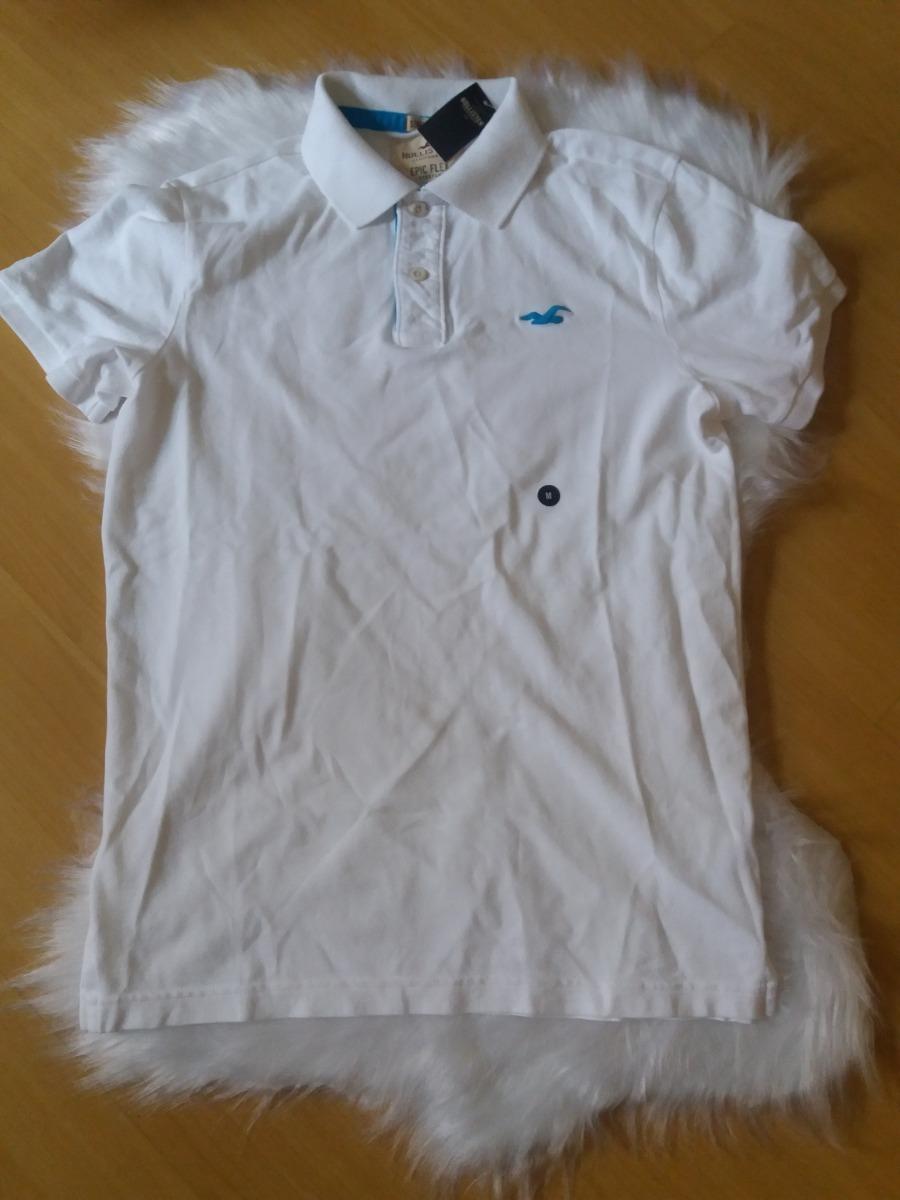 d125a87081a camisa polo hollister original. Carregando zoom.
