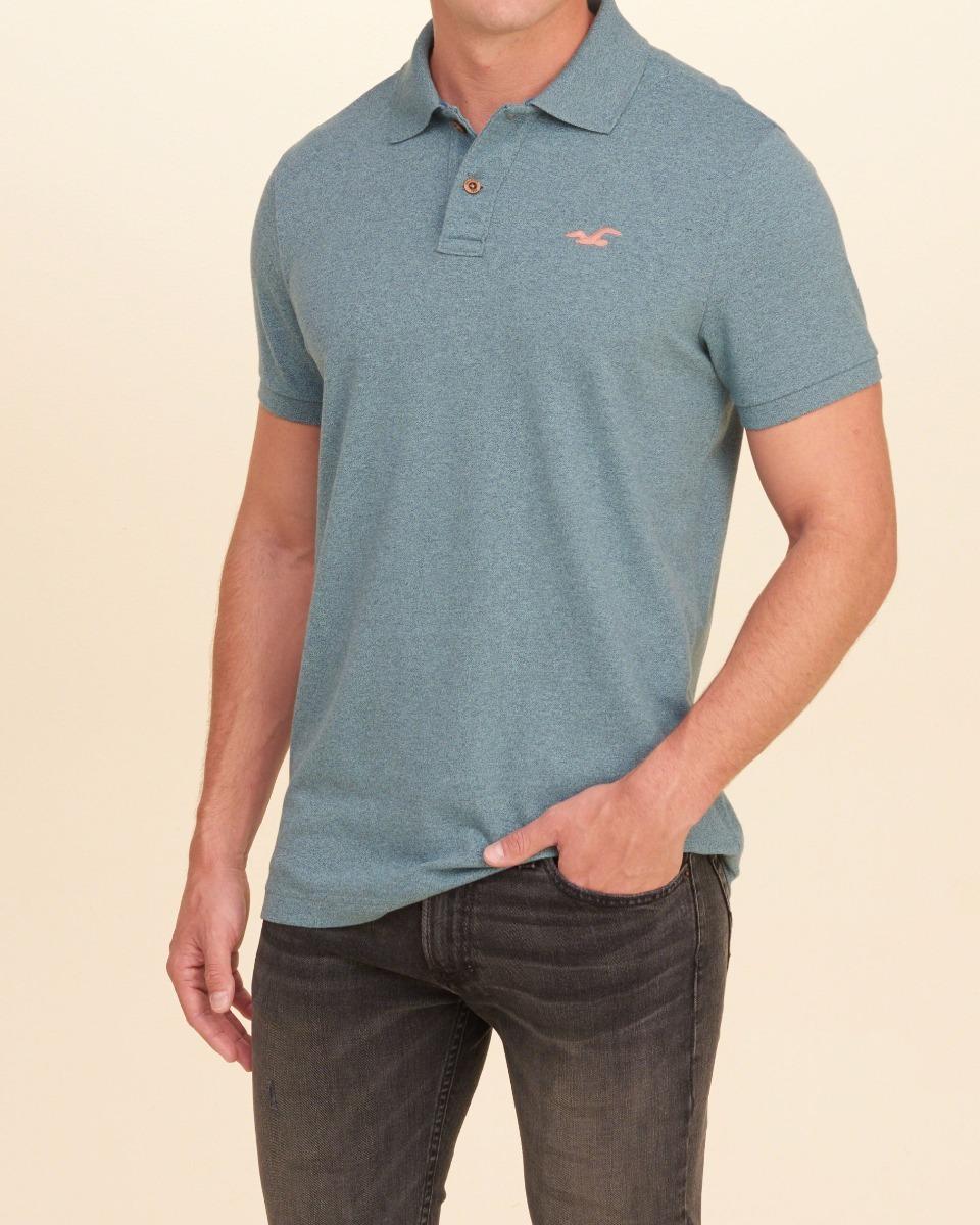 camisa polo hollister original importada eua tamanho g. Carregando zoom. c7844112756c6