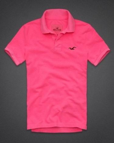 Camisa Polo Hollister Original Masculina Frete Gratis - R  120,00 em ... 2ec8d22d1a