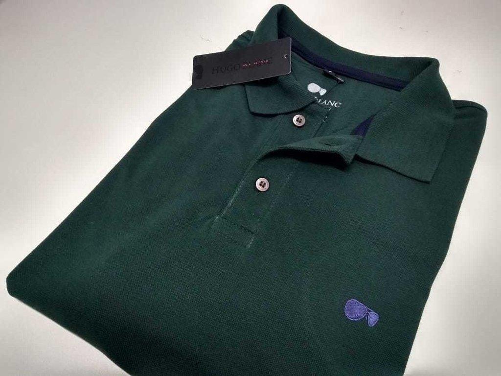 7043016069 camisa polo hugo blanc tamanhos especias piquet verde musgo. Carregando  zoom.