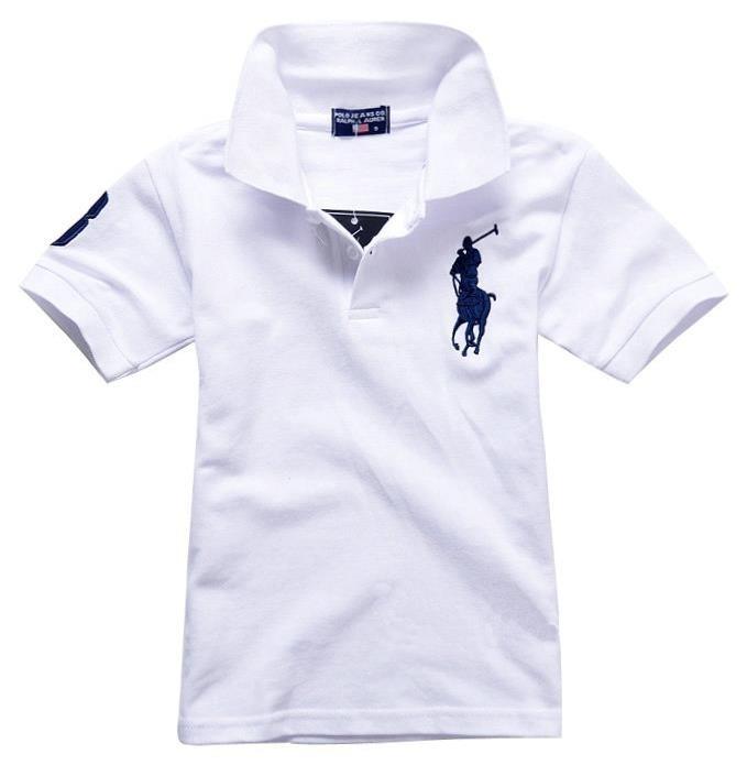 Camisa Polo Infantil Diversas Cores Ralph Lauren Original - R  98 776c14dc5ebe9