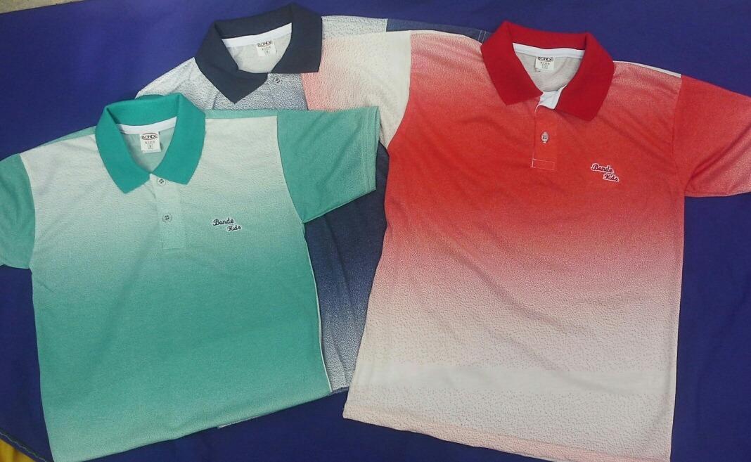 2e5cf76ab62754  camisa polo infantil masculina atacado kit 6pçs promoçao. Carregando  zoom. f05299f0650af7 ... b3641b1243f