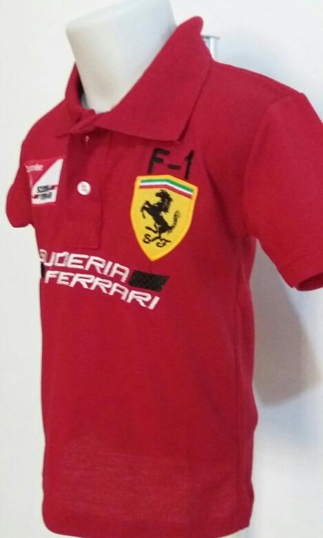 Camisa Polo Infantil Menino d396e707ccc