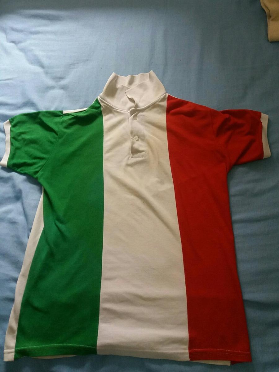 Camisa Polo Italia Lacoste Tam  M - R  44,00 em Mercado Livre 392a95e307