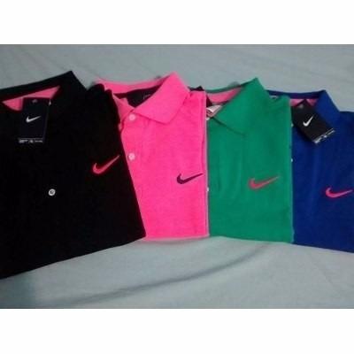 549799aa4 Camisa Polo Kit Com 7 Camisas Várias Marcas Lindas - R  124