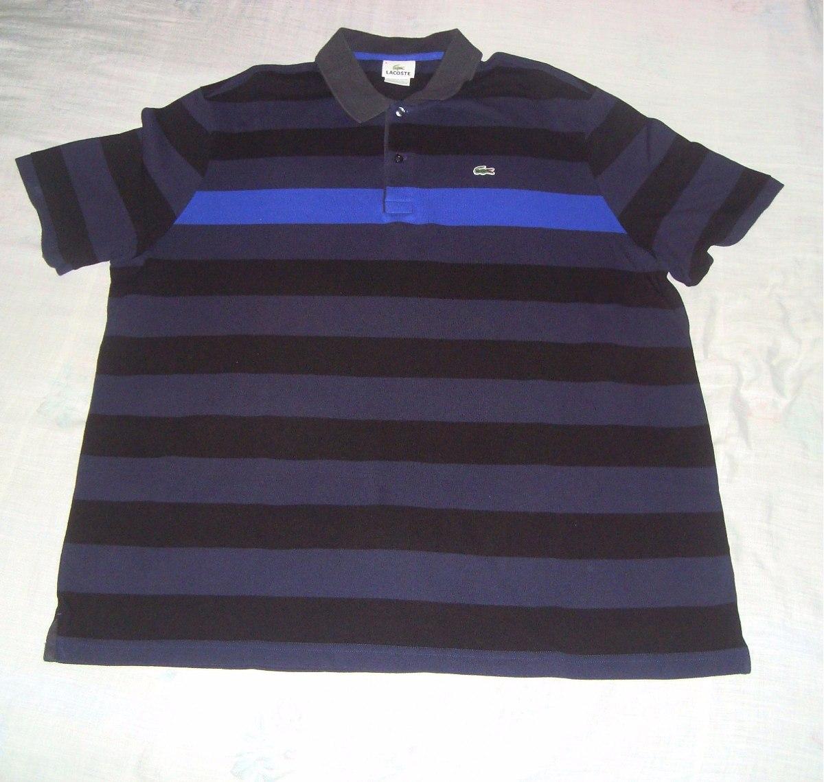 2f5f62281938e Camisa Polo Lacoste 100% Original -   299.00 en Mercado Libre