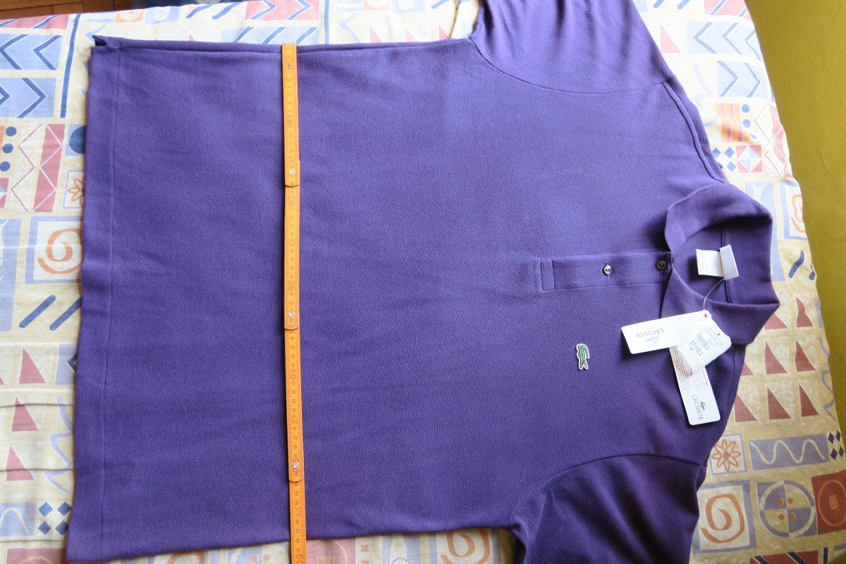 Camisa Polo Lacoste Azul Original Nova.nunca Usada - R  129,99 em ... 43873d6223