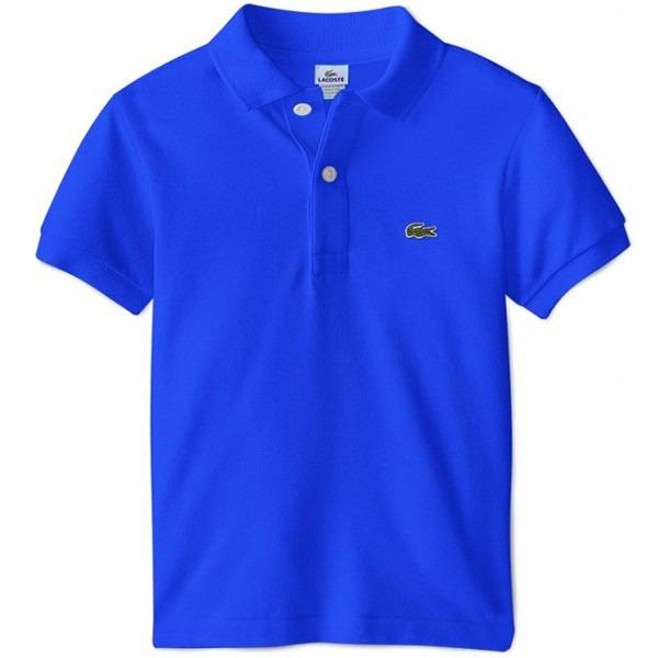 6b0beca418fb8 Camisa Polo Lacoste Azul Royal Masculina-original - R  69,99 em ...