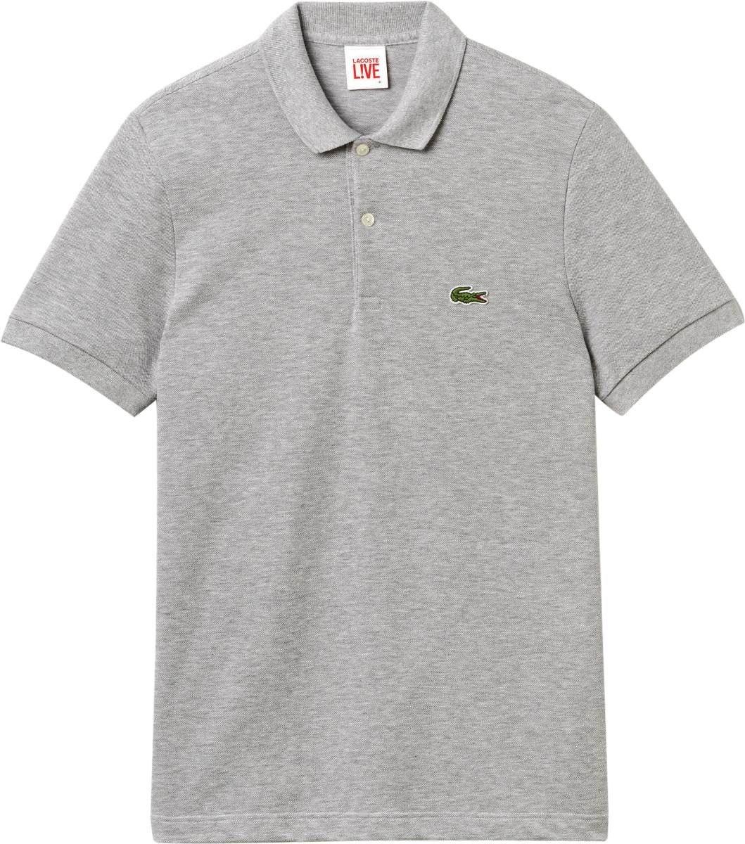 b7bb83bfc7b20 camisa polo lacoste cinza originais masculino manga curta. Carregando zoom.