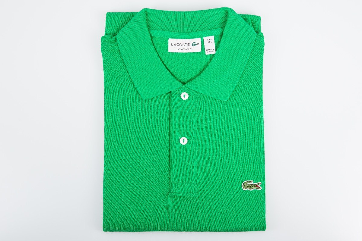f4e03fbc0e85f camisa polo lacoste - classic fit - importada - usa. Carregando zoom.