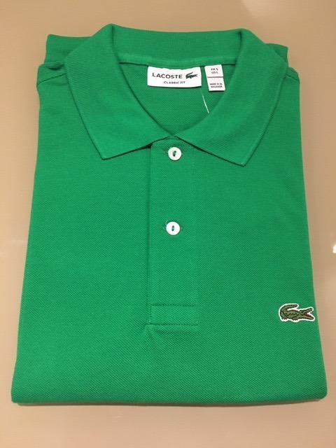 be4e83f8a8552 Camisa Polo Lacoste - Classic Fit - Importada - Usa - R  259