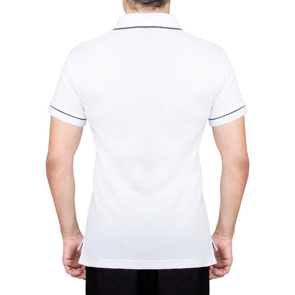 c24863d52fec5 camisa polo lacoste fancy roland garros branca e marinho. Carregando zoom.