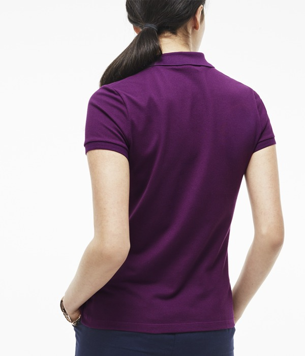 7c9df884efa Camisa Polo Lacoste Feminina - R  159