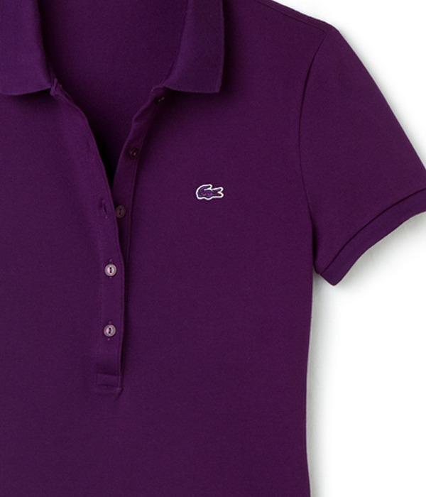 468d2a6af7d86 Camisa Polo Lacoste Feminina - R  159