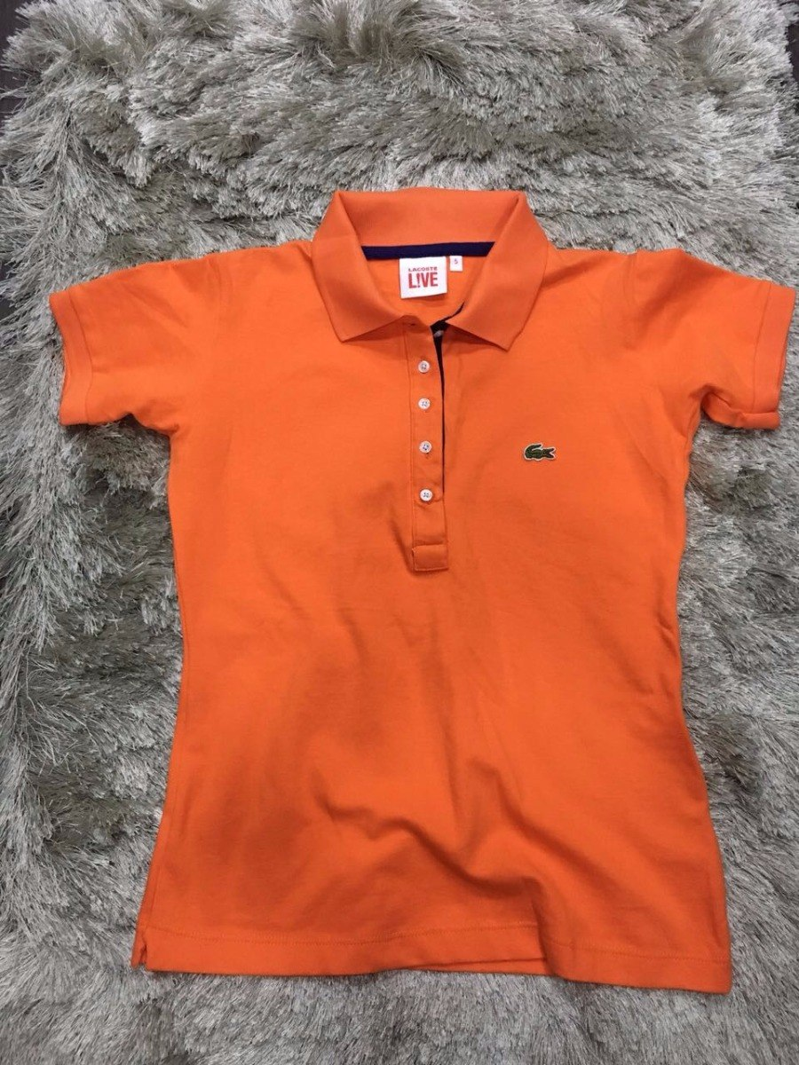 95f2e4b12037d camisa pólo lacoste feminina original. Carregando zoom.