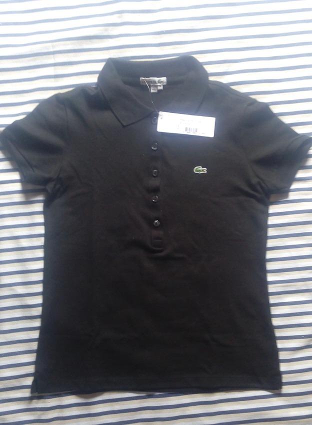 camisa polo lacoste feminina original. Carregando zoom. 4510f09dfe