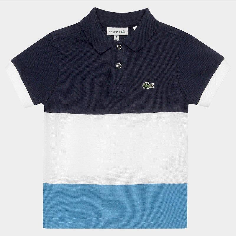 c85ff6b731 camisa polo lacoste infantil multicoloridas. Carregando zoom.