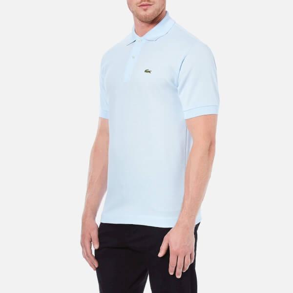 9b9448ce55c Camisa Polo Lacoste Lisa Made In Peru Original Masculina - R  149