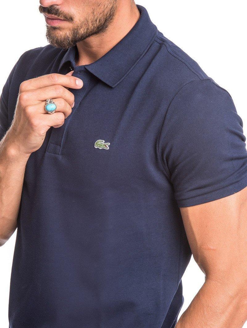4062261d7a0118  camisa polo lacoste lisa peruana masculina original  hugoboss. Carregando zoom. c3775966cb39e2 ... 99d55175b84fa