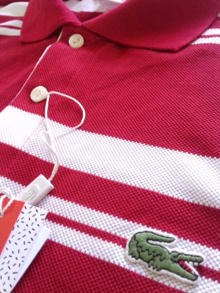 5a8a2395aefc4 Camisa Polo Lacoste Live E Básica Original - Frete Grátis - R  129 ...