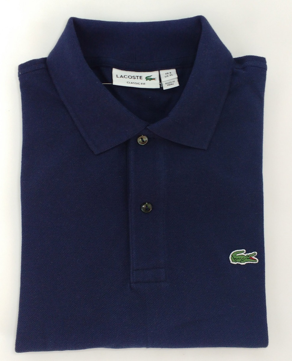 adc99903c6bd4 camisa polo lacoste live hugoboss ax original camiseta homem. Carregando  zoom.