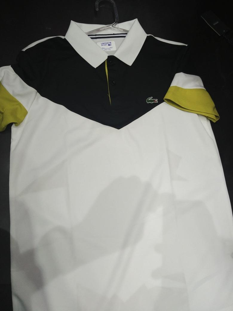 253aaedd53e55 Camisa Polo Lacoste Live Melhor Preço Do Brasil + Frete - R  159