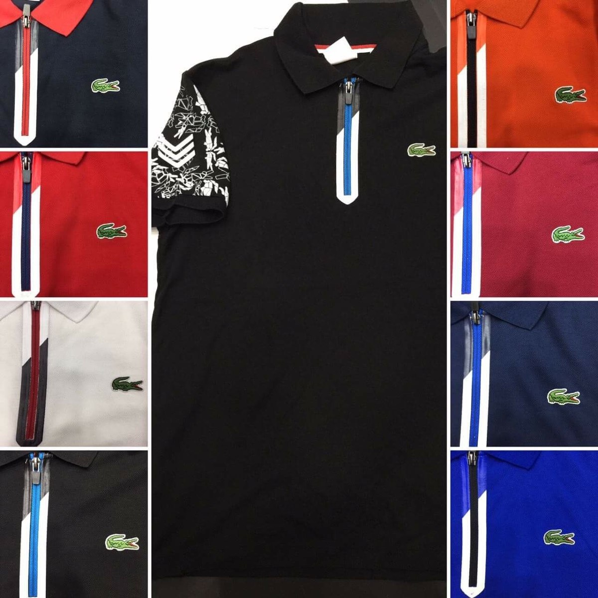 Camisa Polo Lacoste Live Original Lançamento 2017 - R  199,00 em ... e933c94104