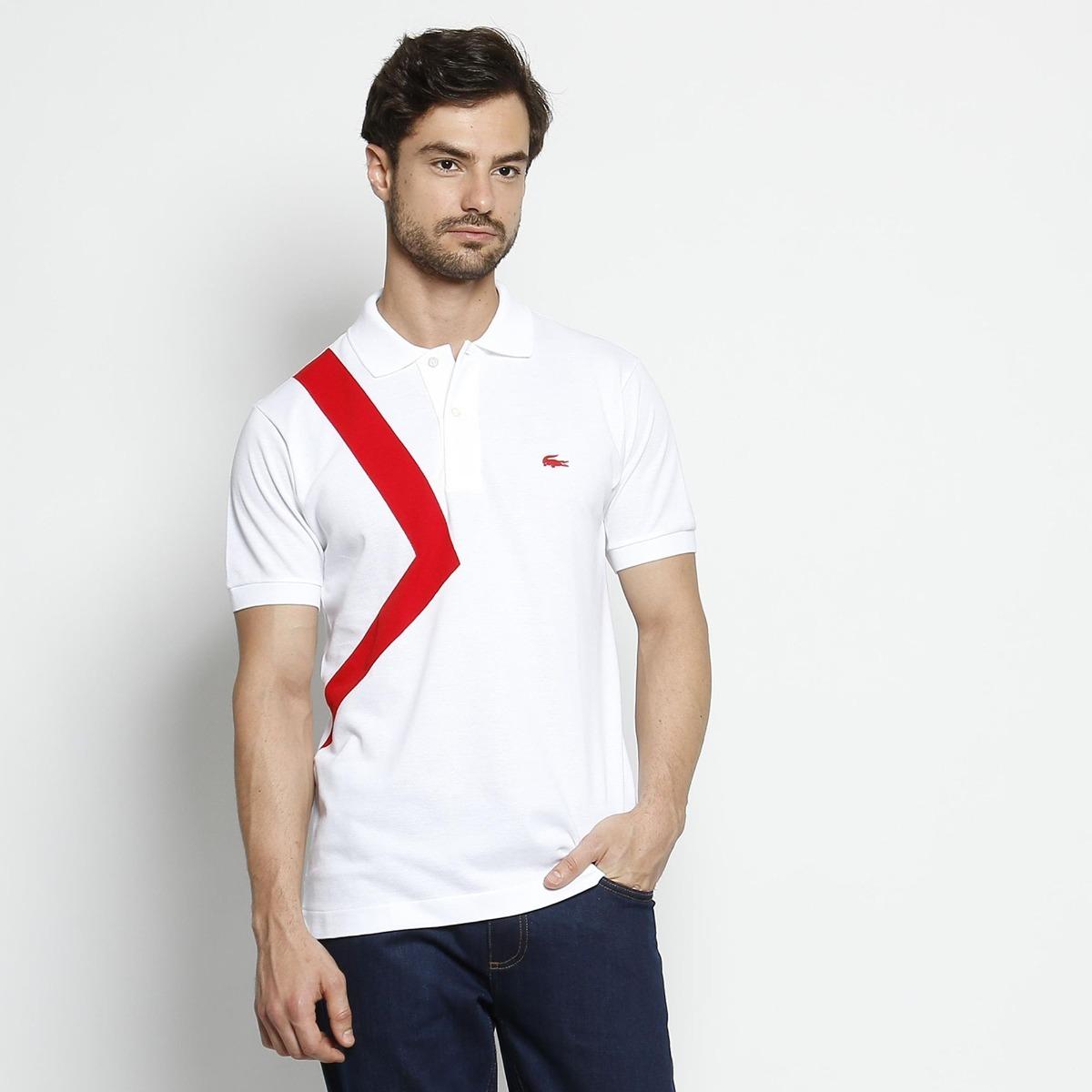 camisa polo lacoste masculina fair play edição especial. Carregando zoom. 0fc6ea1d4b