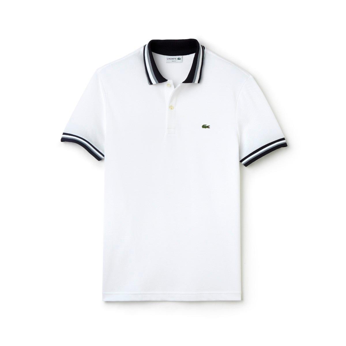 bd9e327adcd camisa polo lacoste masculina original peruana ultimas unds. Carregando zoom .