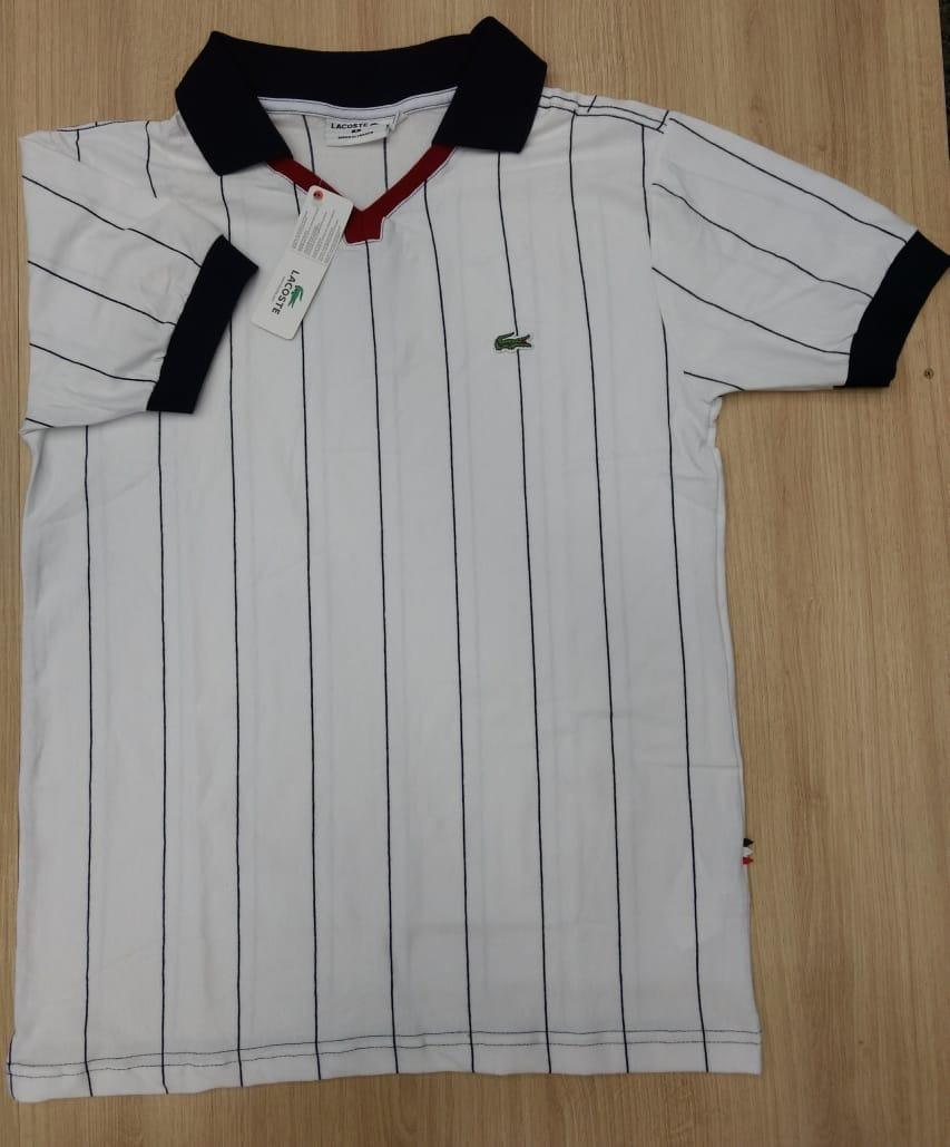 Camisa Polo Lacoste Masculina Peruana - Promoção Top - R  120,00 em ... c866e255bc