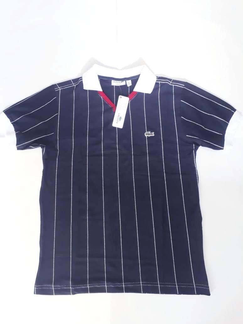 camisa polo lacoste masculina top lançamento - promoção. Carregando zoom. 64d1d4efe1b42