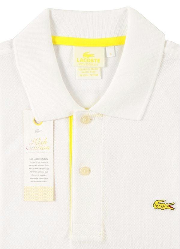 5e4fb368b92 camisa polo lacoste masculina wish edition original nova. Carregando zoom.