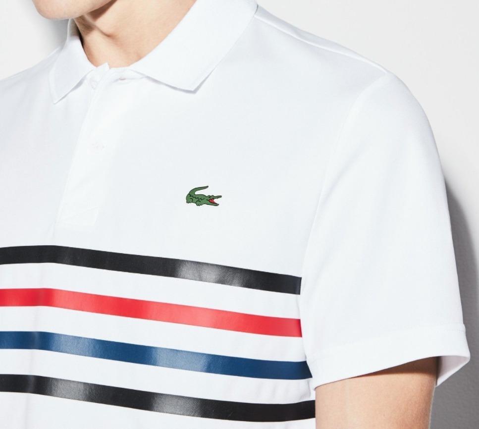 9d4420a3b58 Camisa Polo Lacoste Mc Kapela 100% Original - R  499