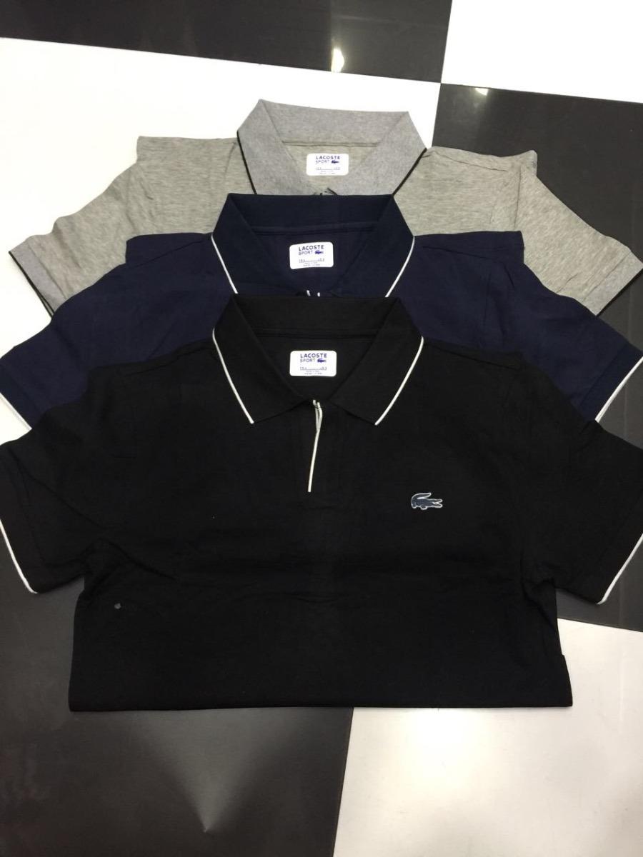Camisa Polo Lacoste Original Coleção 2018 - R  190,99 em Mercado Livre 82d7718fb8