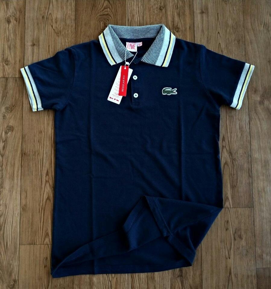 553d7e6f796 camisa polo lacoste original importada do peru 4 unidades. Carregando zoom.