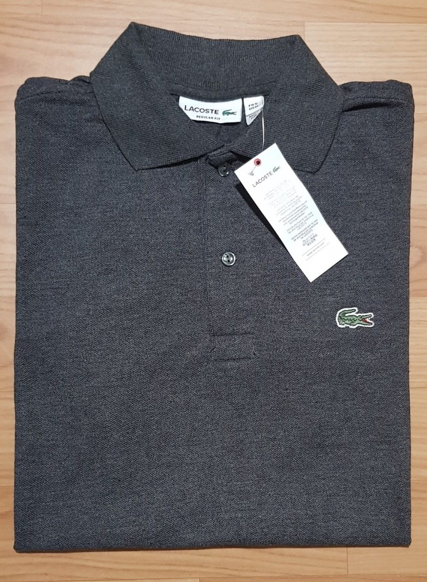 c86e63b5409d6 camisa polo lacoste original made in peru fotos reais. Carregando zoom.
