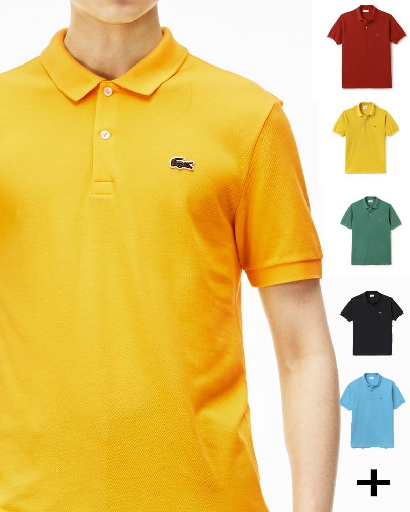 fae404bd903b5 camisa polo lacoste original masculina camiseta hugo boss ax. Carregando  zoom.