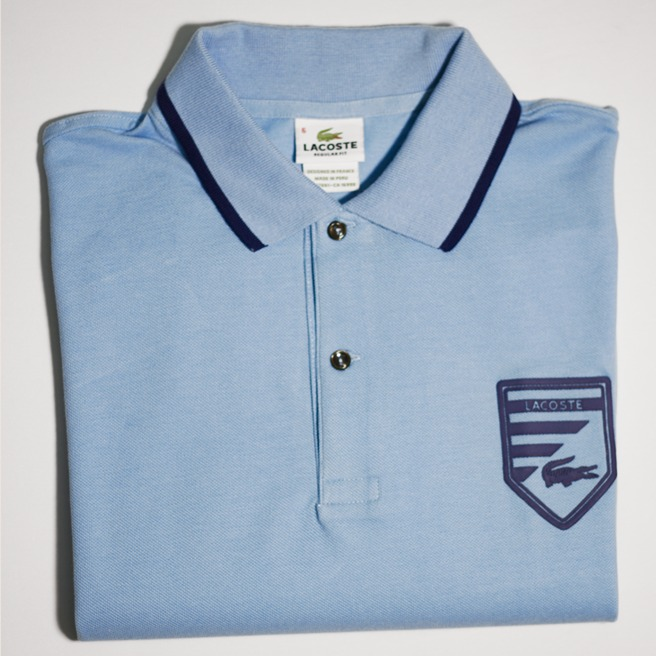 49f08452a1b74 Camisa Polo Lacoste Original Masculina Made In Peru. - R  149