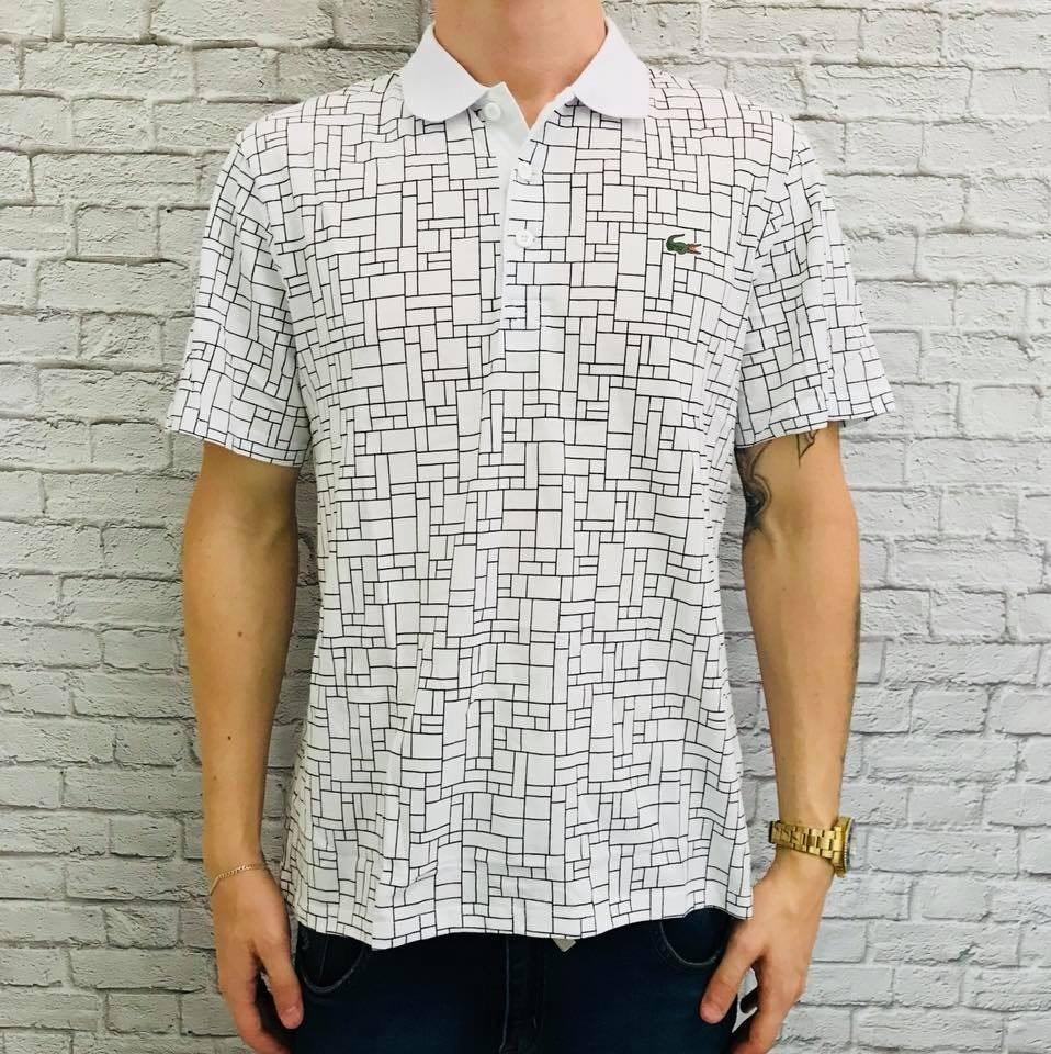 Camisa Polo Lacoste Original Sport - R  180,00 em Mercado Livre e65c94c9f7