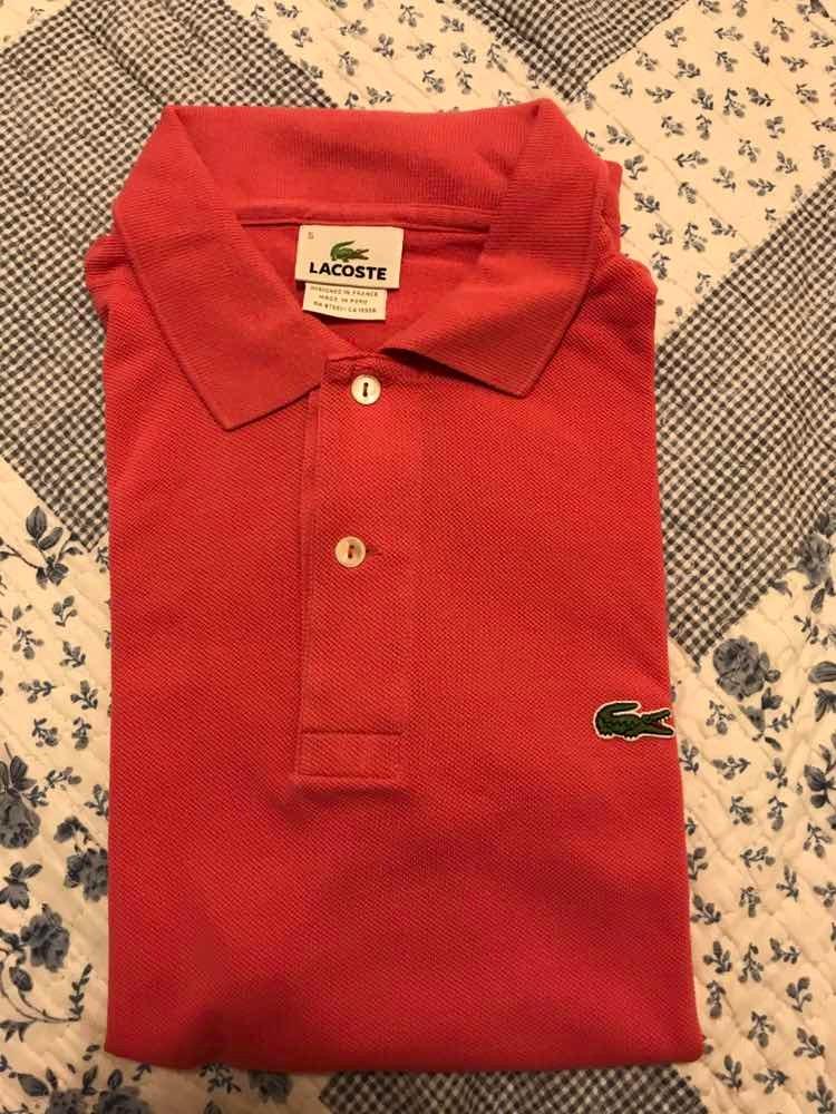 bdf46c3f31b7e Camisa Polo Lacoste Original, Tam. G - R  90,00 em Mercado Livre