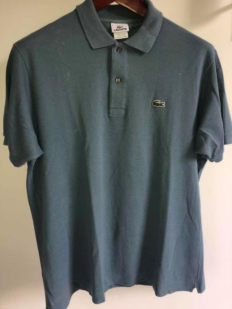 Camisa Polo Lacoste Original Usada. Tamanho 5. - R  50,00 em Mercado ... 91e412f77a