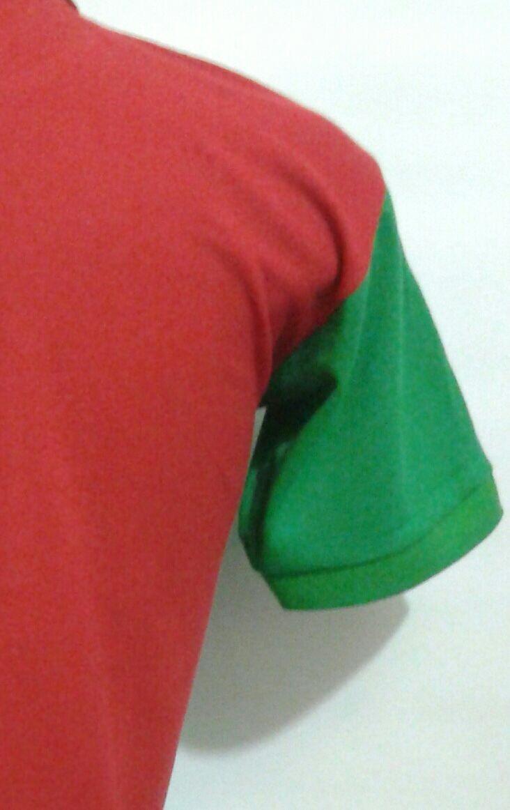 2de3735e511 camisa polo lacoste país portugal com brasão bordado. Carregando zoom.