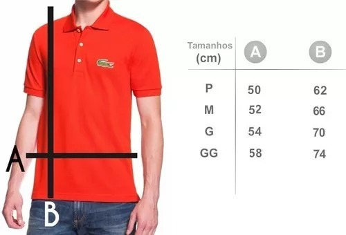 a99ffa2ad3a Camisa Polo Lacoste Regular Fit Listradas Original Peruana - R  154 ...
