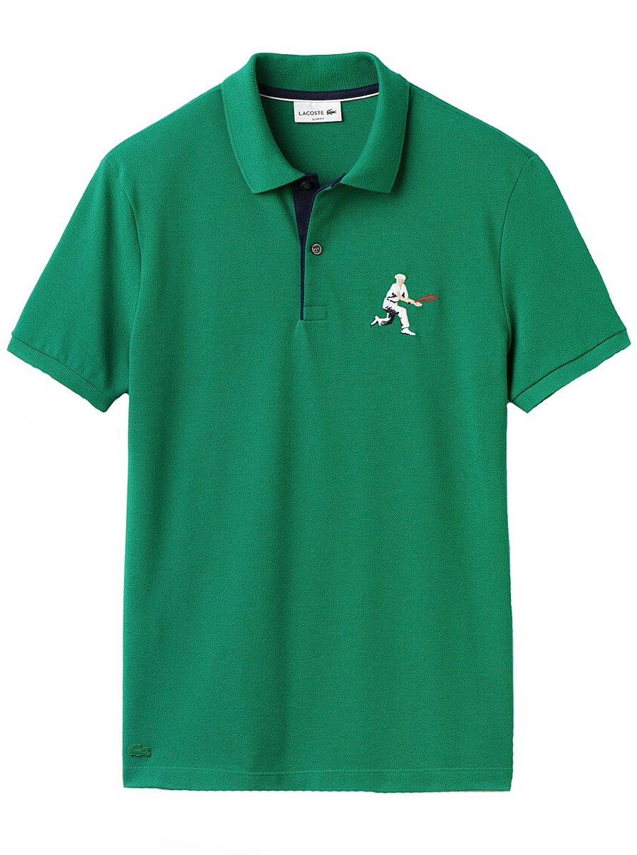 8de585c8230e1 Camisa Polo Lacoste René Pique Para Hombre -   1