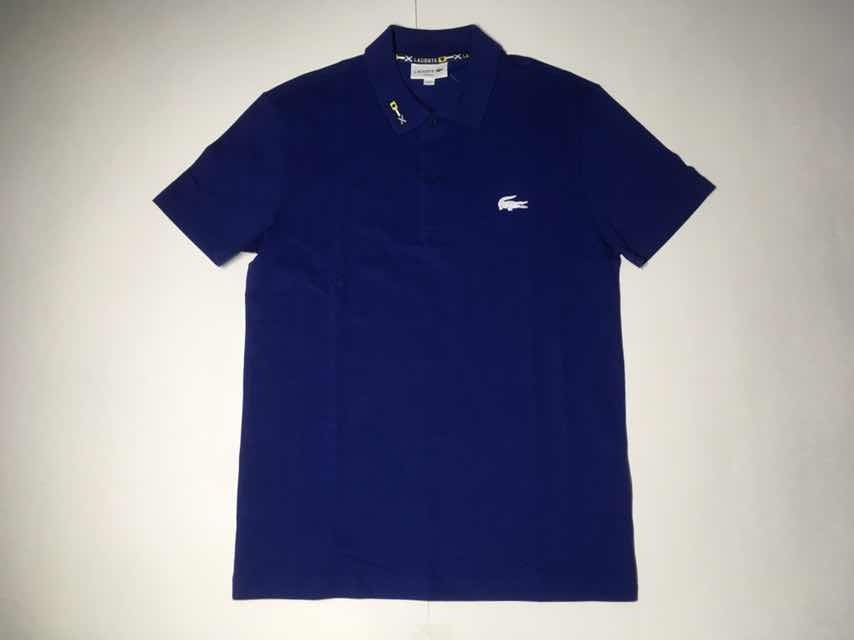 c83d01ed9 Camisa Polo Lacoste Slim Fit Ph9003 21 5d9 Azul - R  249