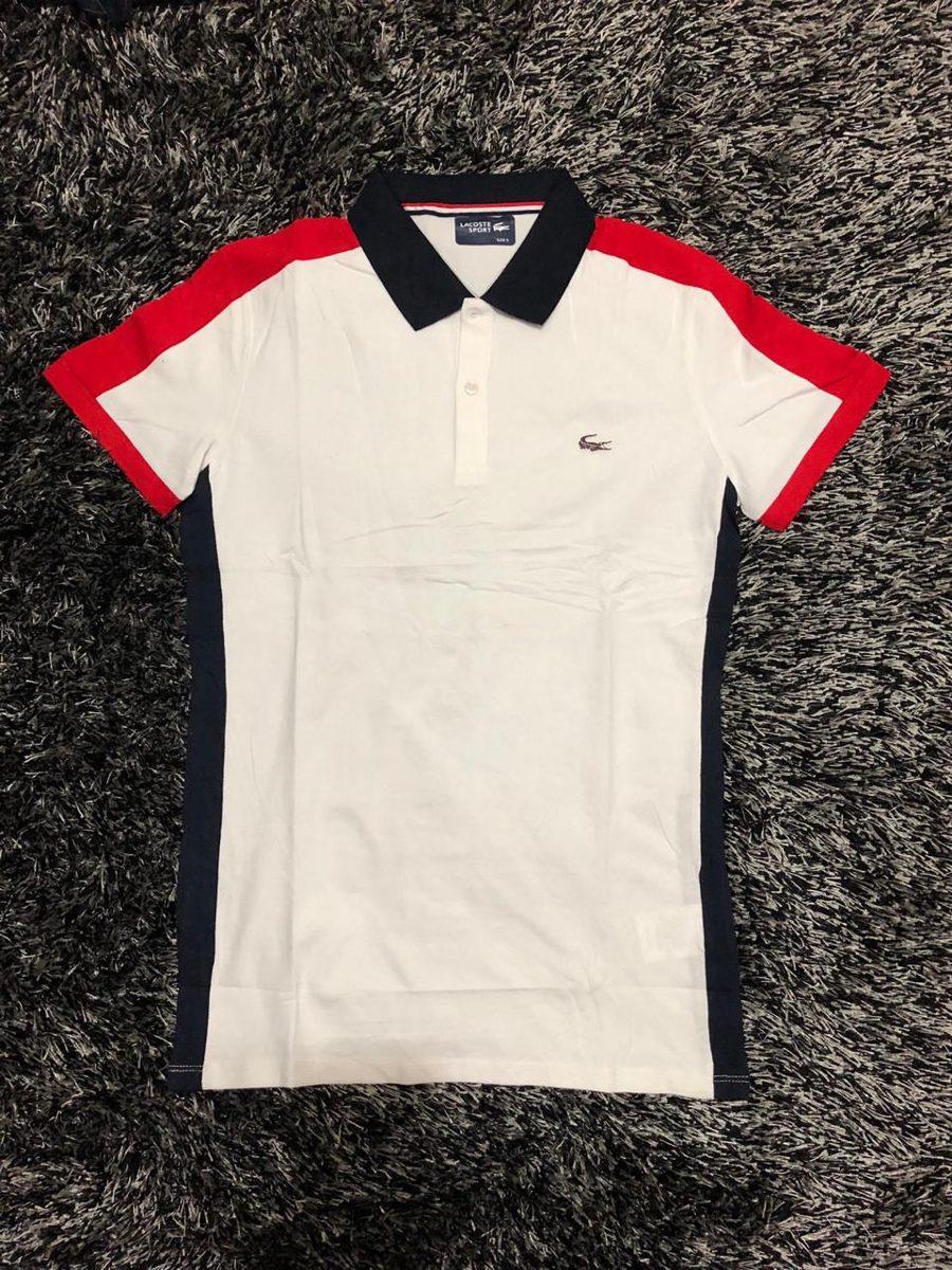 f602fabb87e4f ... 24a667a13e8 Camisa Polo Lacoste Sport Original - R 199,00 em Mercado  Livre ...