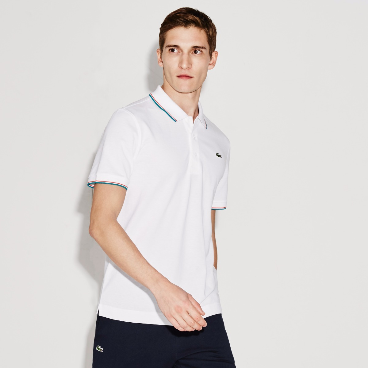 camisa polo lacoste sport tennis masculina malha ultraleve. Carregando zoom. 2e39909726