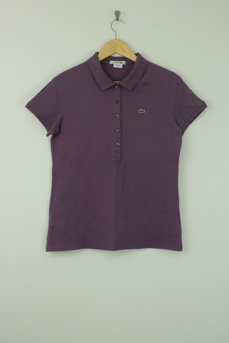 Camisa Polo Lacoste - Tamanho 42 - R  50,00 em Mercado Livre 489a8f5a62
