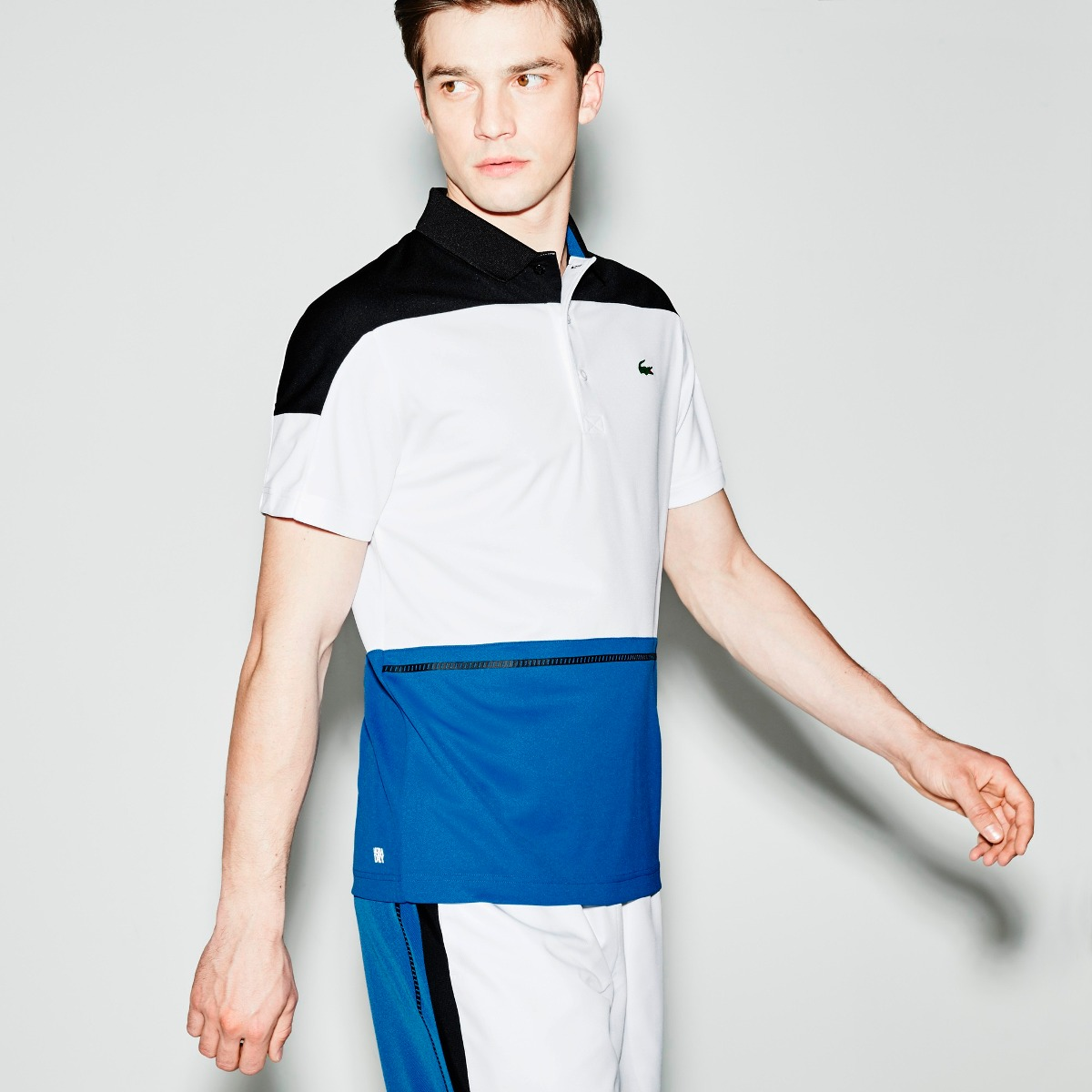 8f6fb571e35 camisa polo lacoste tennis sport ultra dry em poliester. Carregando zoom.