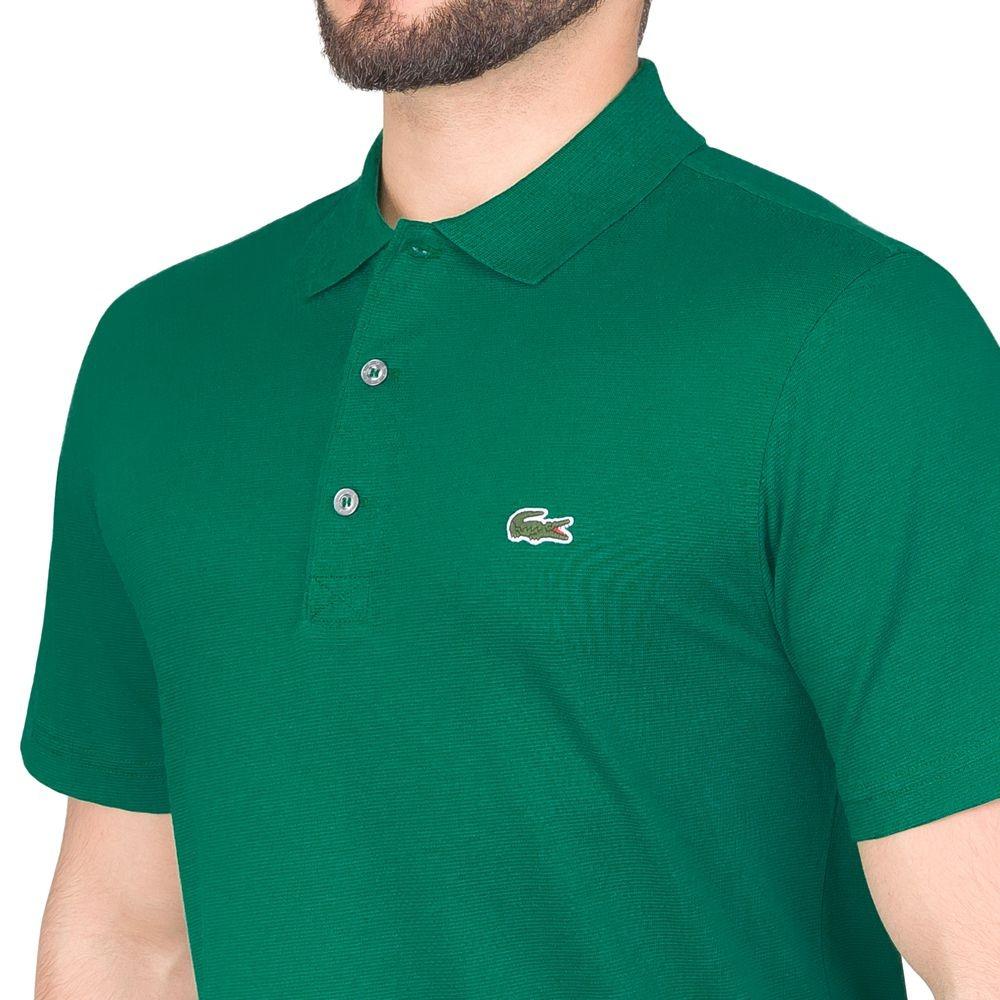379b2f2df09 camisa polo lacoste tennis verde. Carregando zoom.